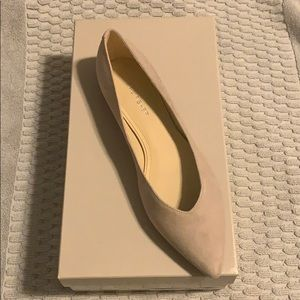 MARC FISHER ANALIA POINTED TOE FLAT